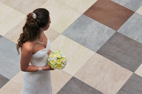 ▲▼捧花,婚禮,結婚,新娘,感情,幸福(圖/取自免費圖庫Pixabay)