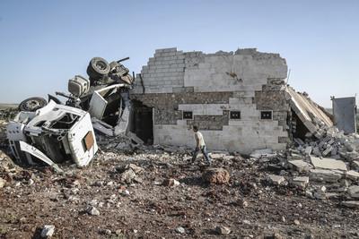 俄羅斯:敘利亞政府單方面「停火」
