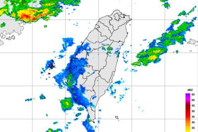 雨襲全台超有感!雷雨彈下周再報到