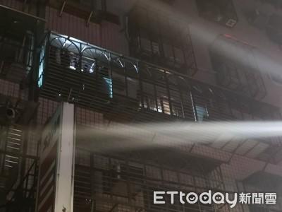 板橋婦家中燒炭亡 家人返家報警