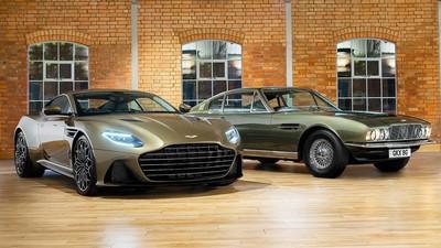 AstonMartin推出007特仕車