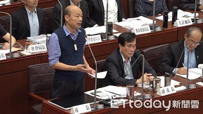 韓若選總統… 藍議員憂沒接班人