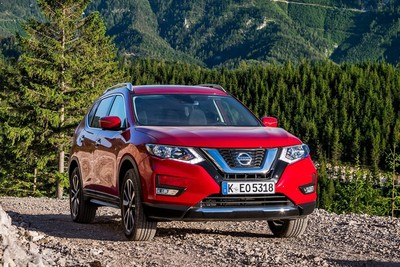 Nissan X-Trail改款資訊流出 未來會有1.5L渦輪跟電子排檔桿