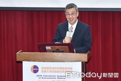 陳建仁:2030年前供電穩定何需重啟核四?