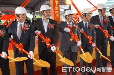 台壽南港C3開發案今動土 天空婚禮教堂將成最大亮點