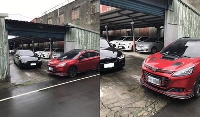 紅納智捷停門口 BMW路卡死氣炸