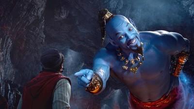 一度拒演《阿拉丁》! 威爾史密斯這隻神燈精靈「會饒舌」成就最亮眼角色