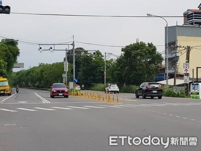 反光標誌2年未修 竹縣府要負國賠