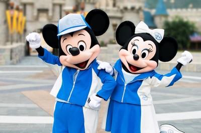 2019香港迪士尼路跑歷年最盛大