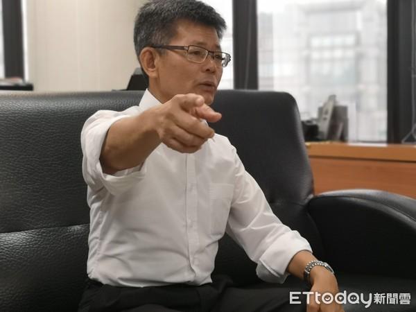 ▲杨秋兴专访             。(图/记者洪正达摄)