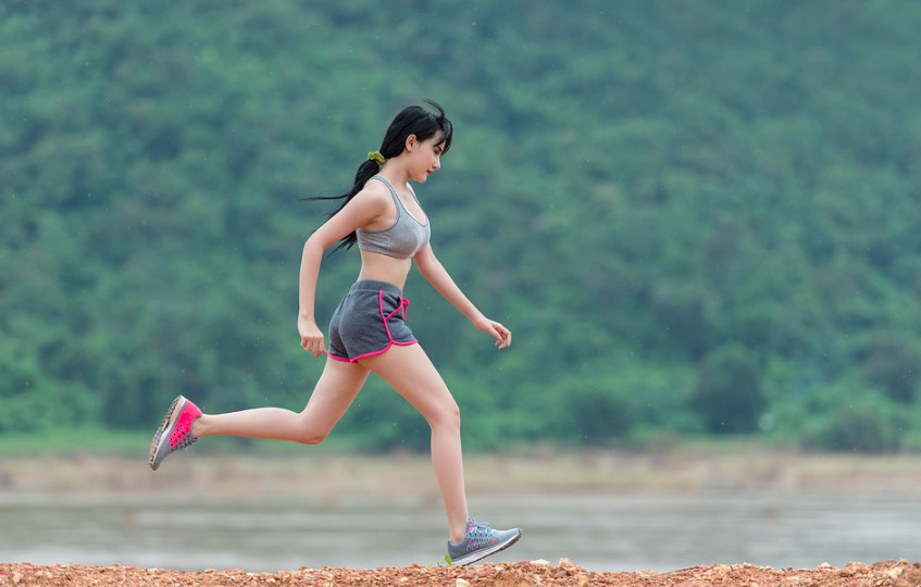 ▲運動跑步。(圖/pixabay)