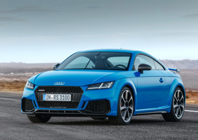 下1代Audi TT將改為純電動車