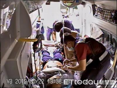 台東受刑人心肌梗塞 護心計畫救回一命