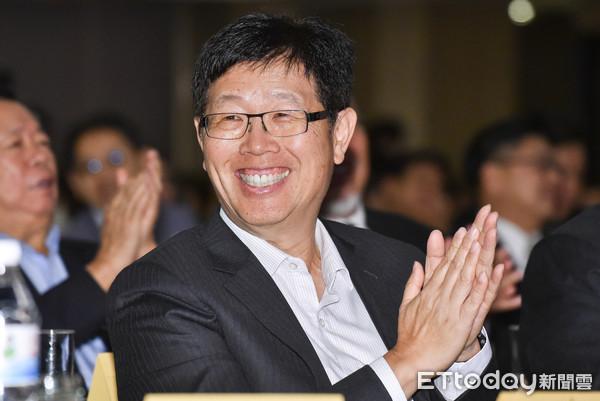▲▼鴻海S次集團總經理暨京鼎董座劉揚偉。(圖/記者李毓康攝)