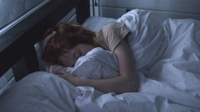 ▲睡覺,白噪音。(圖/翻攝PEXELS)