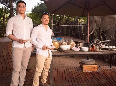 即/李光耀孫子與同性男友結婚