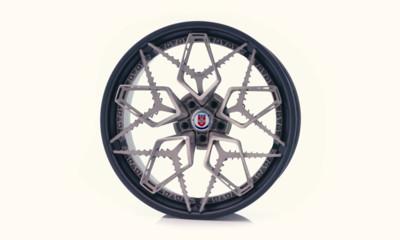 HRE推出新款3D列印鈦合金輪框