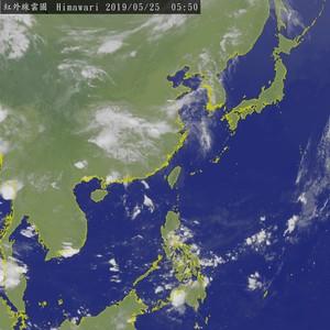 桃竹空品「紅色警戒」 下週降溫雷雨襲