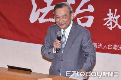 陳明堂談檢察官:國家公義捍衛者