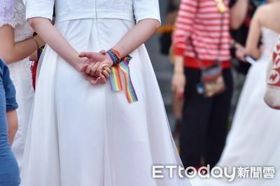 日本首見!在野黨3點擬同婚法案