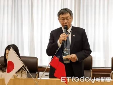 柯文哲:盼雙城論壇擴至北台灣長三角