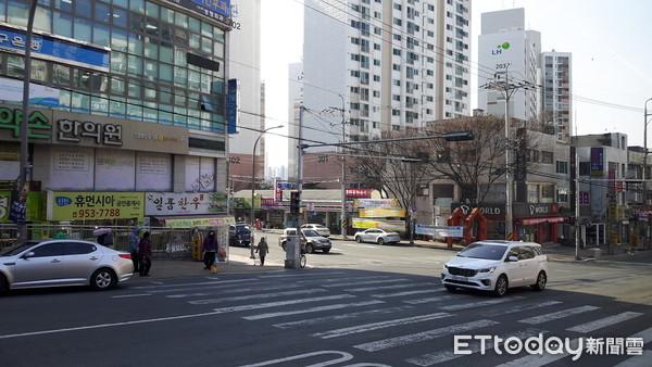 ▲▼南韓大邱街景(圖/記者羅翊宬攝)