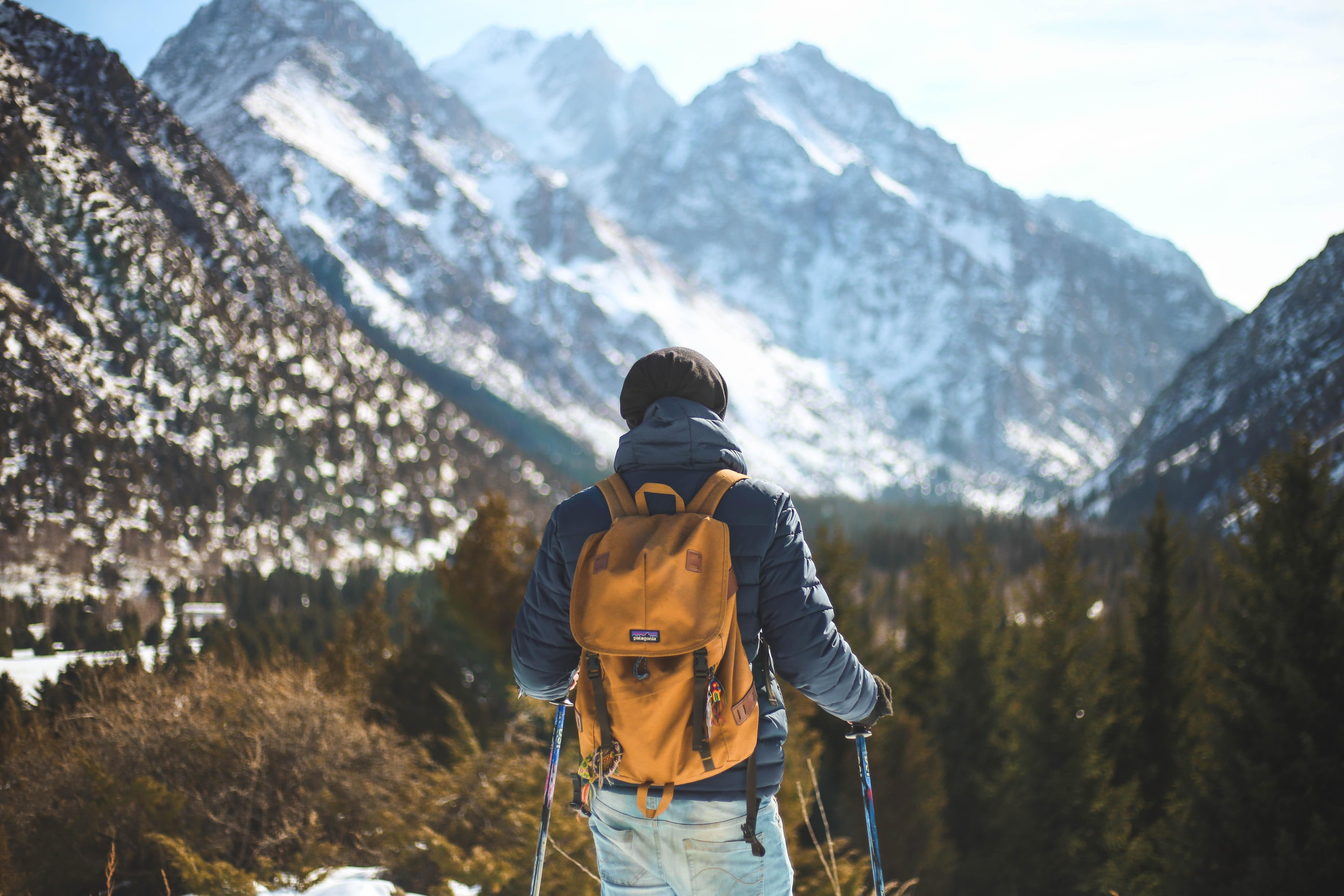 ▲爬山,登山,運動,戶外運動。(圖/取自免費圖庫Pixabay)