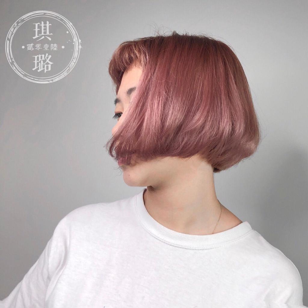 ▲▼莫蘭迪髮色。(圖/StyleMap提供)