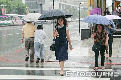 收假日變天!梅雨鋒面報到