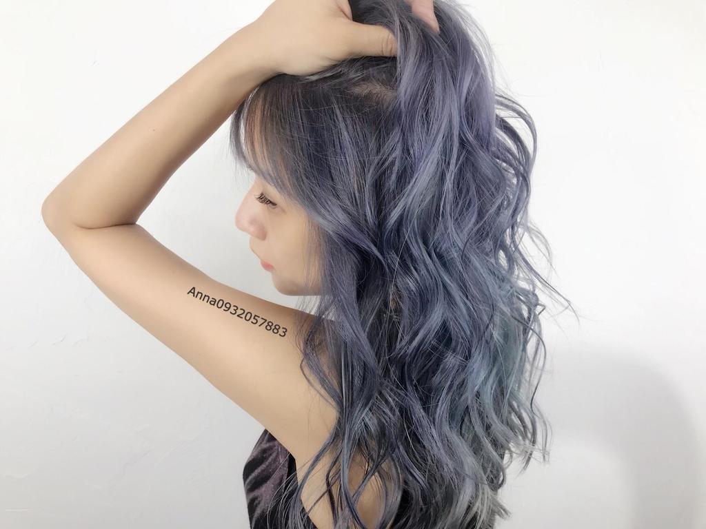 ▲▼冷色調霸主「莫蘭迪霧藍」精選髮色特輯。(圖/StyleMap提供,請勿隨意翻拍,以免侵權。)