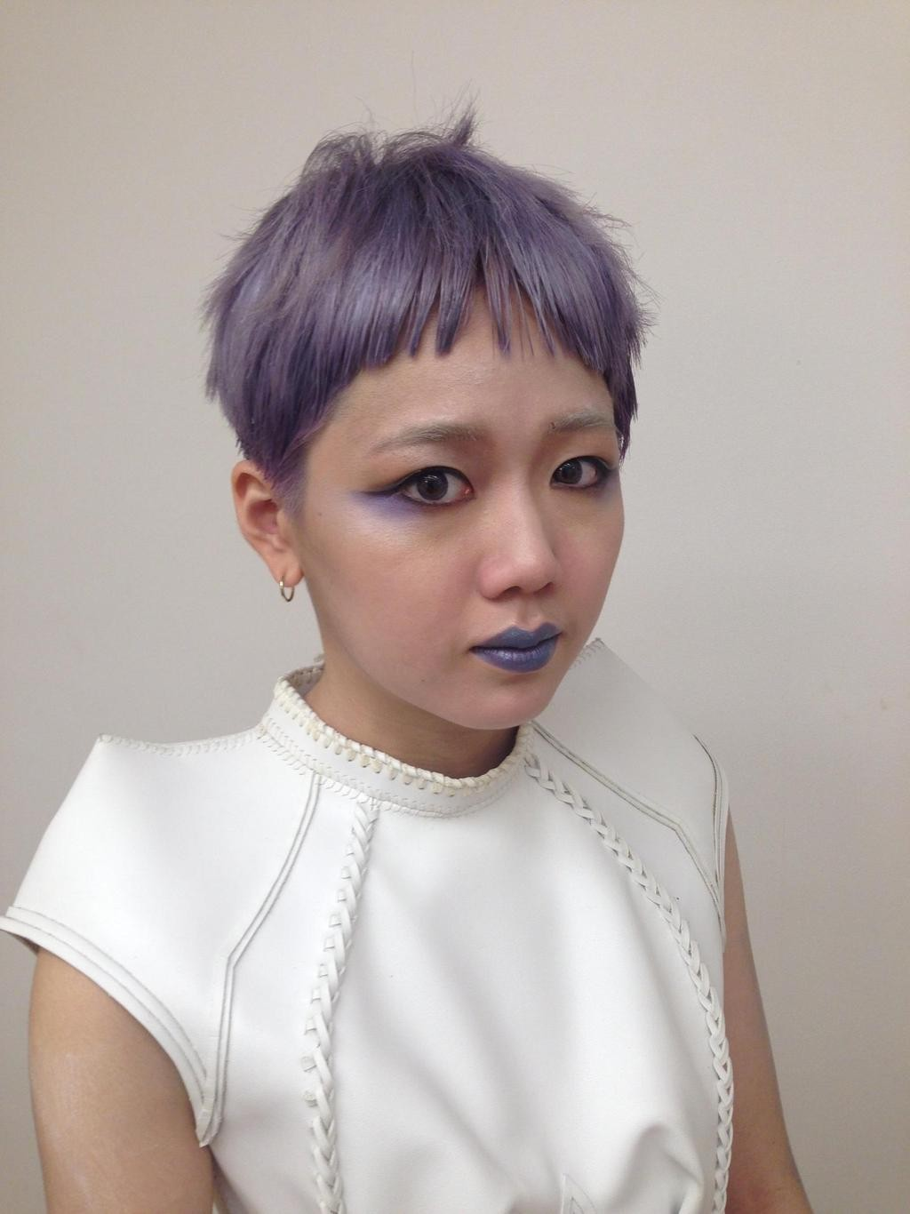▲▼莫蘭迪紫。(圖/StyleMap提供)