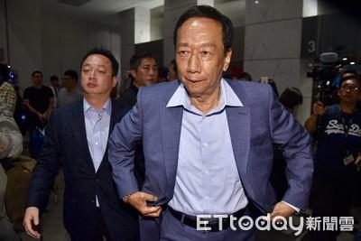 李進勇任中選會主委   郭台銘:民進黨罔顧選舉中立、令人不齒