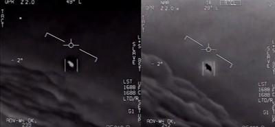 美戰機屢次遇上「不明飛行物」