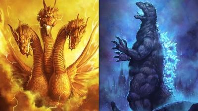 17隻怪獸集結《哥吉拉II怪獸之王》 導演暗示超想拍「哥吉拉V.S.復仇者聯盟」