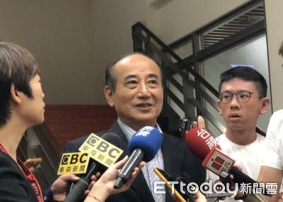 王金平暗批韓國瑜:不是民調強就真正強