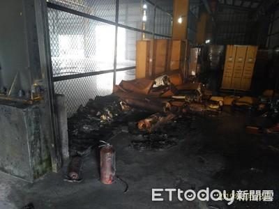 枋寮工廠火警 6工人灼燒傷送醫