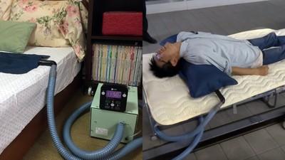 頂到肺!JR司機專用盧小小「起床神器」 想賴床拱到你變形
