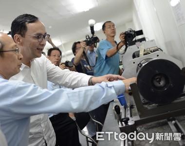 走訪台南工廠 賴清德沒顧好勞工權益