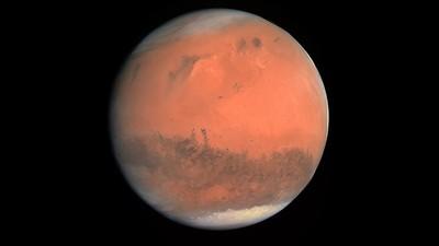 NASA預言 將在火星發現生命