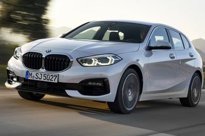 告別後輪驅動BMW 1系列改款亮相