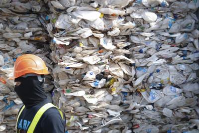 大馬送回450公噸廢料給富國