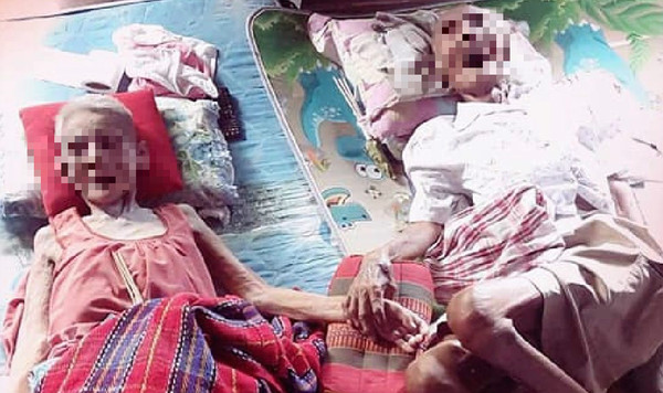 相爱68年到生命最后一刻,老夫妻牵手相隔2小时一起离世