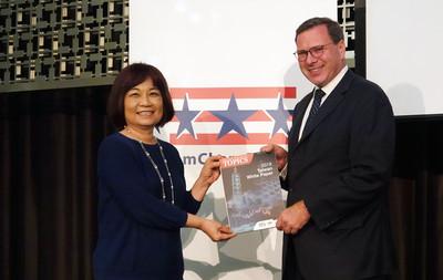 美商會讚台灣政府解決白皮書建言 國發會:國際人才競逐跨出一大步