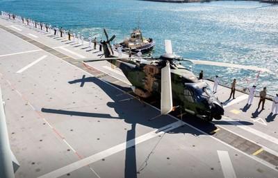 澳南海演習!飛行員遭雷射光攻擊