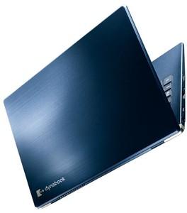 779g全球最輕薄IGZO螢幕 夏普「Dynabook」筆電登台