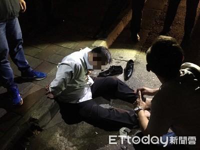 中壢砍人搶車男 疑信義區3千萬搶案共犯