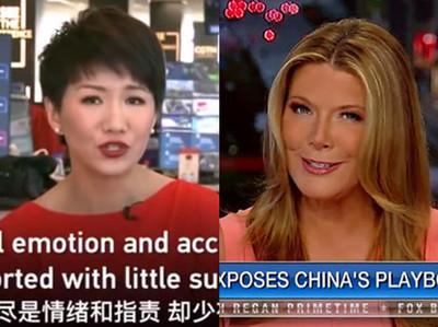 中美女主播辯論 劉欣:共享智慧財產是互惠