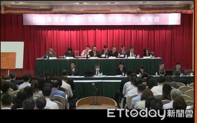 台灣高鐵每股配發現金股利1.12元 創上市掛牌新高紀錄