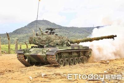 「漢光35號演習」國軍反擊操演 金山灘岸殲敵