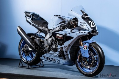 YAMAHA TECH 21配色出戰鈴鹿8耐